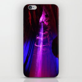 Colorful Falls iPhone Skin