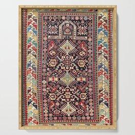 Akstafa Southeast Caucasus Niche Rug Print Serving Tray
