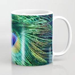 Peacock Feathers #1 #decor #art #society6 Coffee Mug
