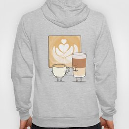 Latte art Hoody