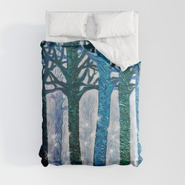 The forest of fireflies Comforters
