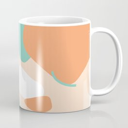 The City - Geometric Design Coffee Mug