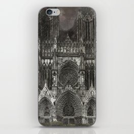 Cathedral Storm iPhone Skin