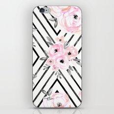 Blush Roses Mod iPhone & iPod Skin