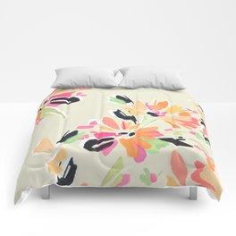 Mod Floral Comforters