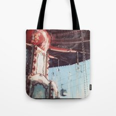 The State Fair Swing (An Instagram Series) Tote Bag