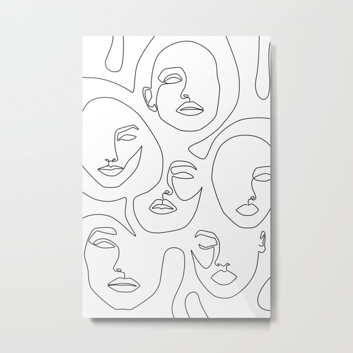 Sexy nude women wall art picture black and white naked girl in the shower canvas painting