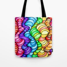 Worms Tote Bag