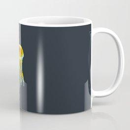 Pixel Jellyfish Coffee Mug