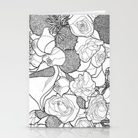 tapestry Stationery Cards featuring Tapestry by Madame Mim