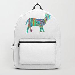 Yarns goat 2 Backpack