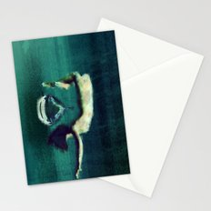In the depths Stationery Cards