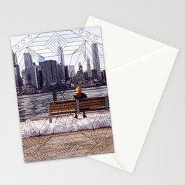 New York Mandala Stationery Cards