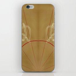 Compendium Page iPhone Skin