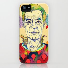 Timothy Leary iPhone Case