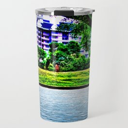 Condo Beyond the Park Travel Mug