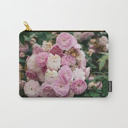 The smallest pink roses Carry-All Pouch