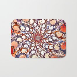 Medusa Curls Bath Mat
