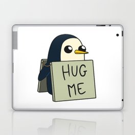 Penguin - Hug Me ! Laptop & iPad Skin