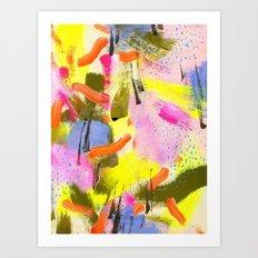 kool thing Art Print
