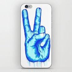 Peace iPhone & iPod Skin