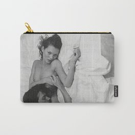 Johnny Depp & Kate Moss Carry-All Pouch