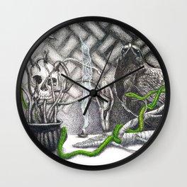 What Awaits Wall Clock