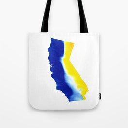 California Warrior 2 Tote Bag