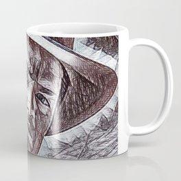 Justified - Timothy Olyphant Coffee Mug