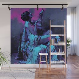 Queen Gothica Wall Mural