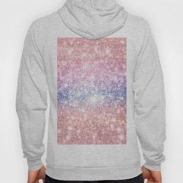 Pastel Galaxy Sparkle Stars Hoody