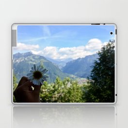 Beauty in the Alps Laptop & iPad Skin