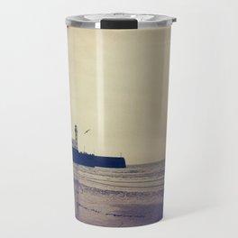 Scarborough Beach Redscale Travel Mug