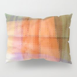Abstract Window View Pillow Sham