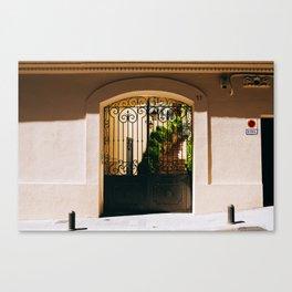 Gràcia - Barcelona, Spain - #9 Canvas Print