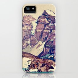 The Dimyian Breathing iPhone Case