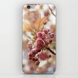 little buds iPhone Skin