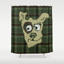Bandit - hunter Shower Curtain