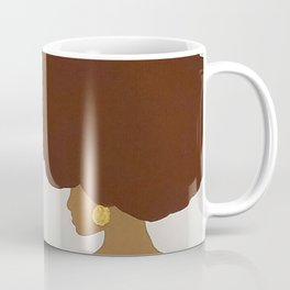 Afro Love Coffee Mug