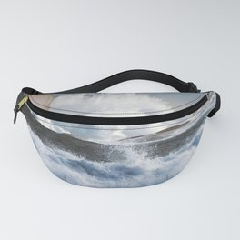 White Wash Fanny Pack
