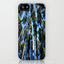 TREES ( A Blessed Glance Up) iPhone Case