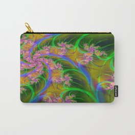 May Blossoms Carry-All Pouch