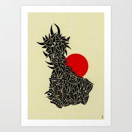 - pact - Art Print