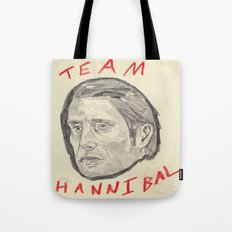 Team Hannibal Tote Bag