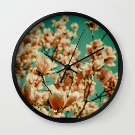 A Day of Loveliness Wall Clock