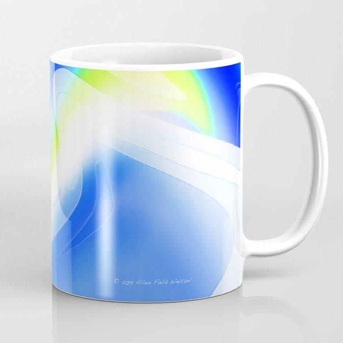 """'70's Lava Lamp"" Photograph Coffee Mug"