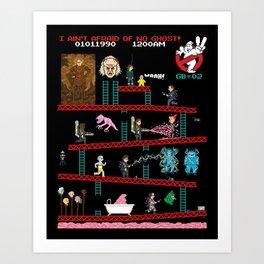 Vigo Kong Art Print