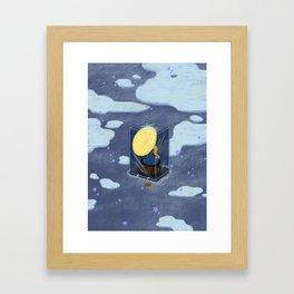 You're All Gonna Die Framed Art Print