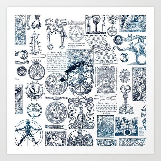 Ursietano Art Print