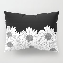Daisy Boarder Pillow Sham
